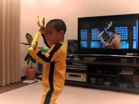 Junior Bruce Lee