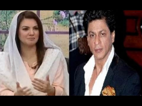 Reham Khan Praising Shahrukh Khan