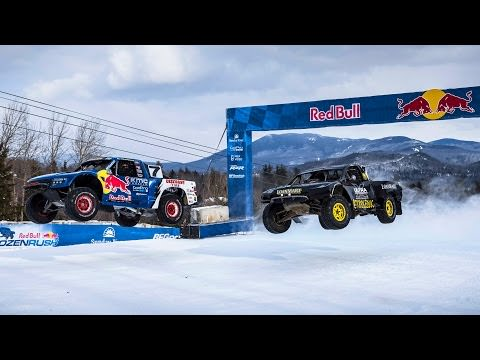 The Evolution of Racing Pro4 Trucks in the Snow