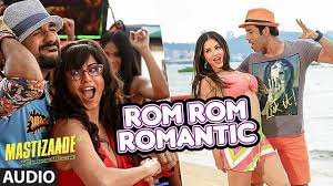 Rom Rom Romantic Sunny Leone