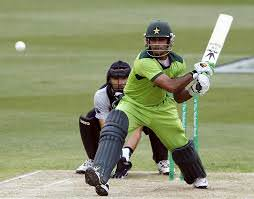 Hafeez gets a brilliant fifty in 1st T20 against NZ