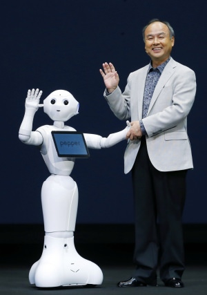 This robot reads emotions