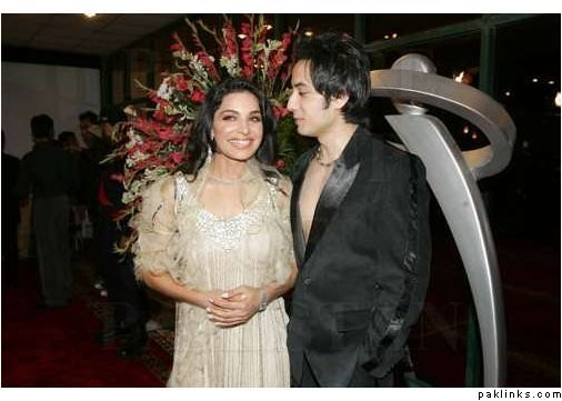 Meera and Ali Zafar's Performance in Lux Style Awards