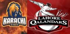 Karachi Kings Vs Lahore Qalandars Part 2 Highlights PSL Match 12 February 2016
