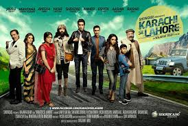 Karachi Se Lahore 2015 Pakistani movie