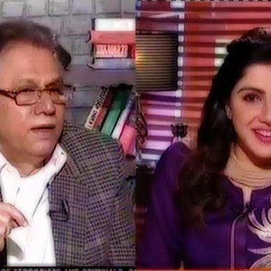 Mere Mutabiq with Hassan Nisar – June 26, 2016