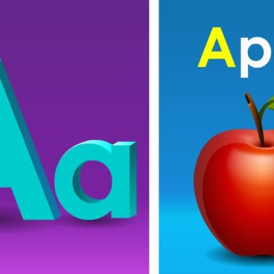A For Apple – ABC Alphabet Songs with Sounds for Children