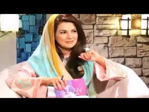 Reham Khan's Leaked Video About Nawaz Sharif