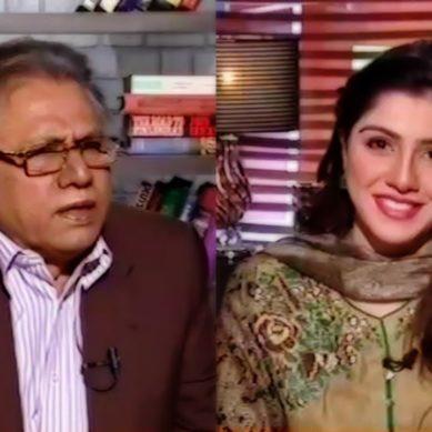 Mere Mutabiq with Hassan Nisar – July 10, 2016