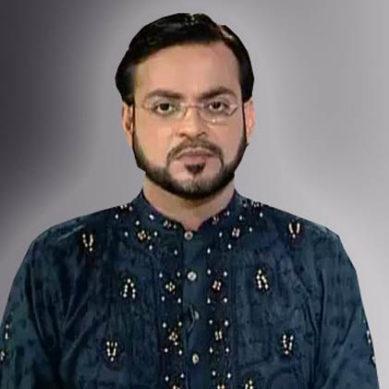 Waseem Badami Taunts Amir Liaquat