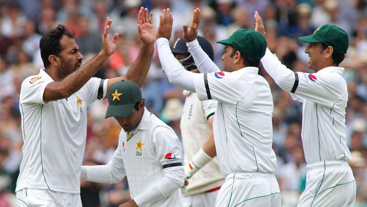 4th Test: England vs Pakistan – Day 1 (Highlights)
