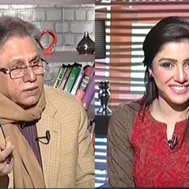 Mere Mutabiq with Hassan Nisar – August 7, 2016