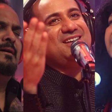 Coke Studio Season 9: Aye Rah-e-Haq Ke Shaheedo