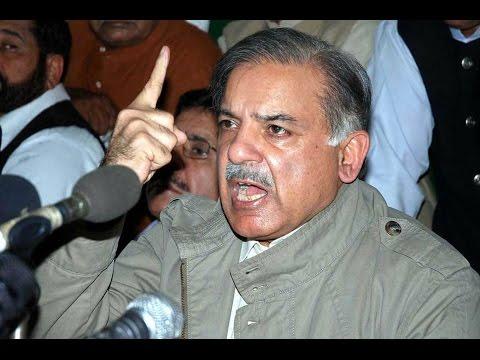 Shahbaz Sharif Warns Bureaucrats