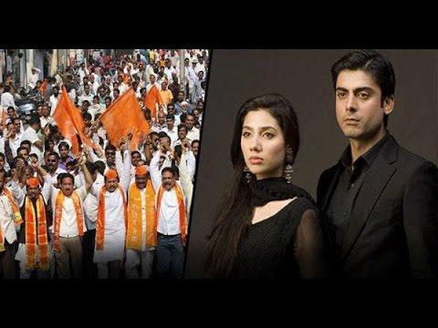 Shiv Sena Threatens Pakistani Celebrities In India