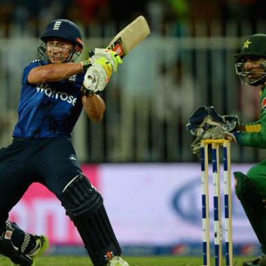 Highlights: Pakistan Vs England Only T20