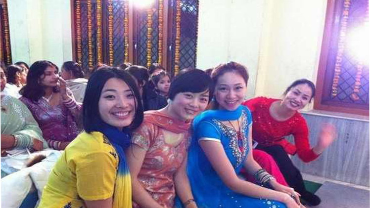 Chinese Girl To Marry Pakistani Student