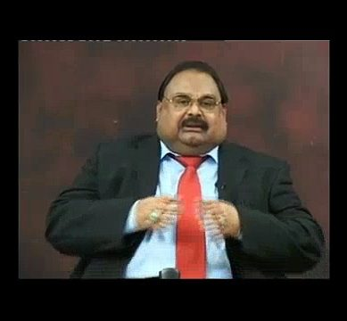 Altaf Hussain Mocks Imran Khan And Establishment