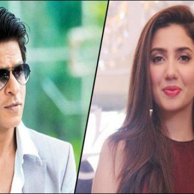 Mahira Khan Dropped From 'Raees'