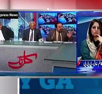 Amir Liaquat Bashes Javed Chaudhry
