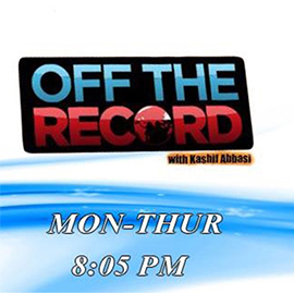Off The Record – May 8, 2017