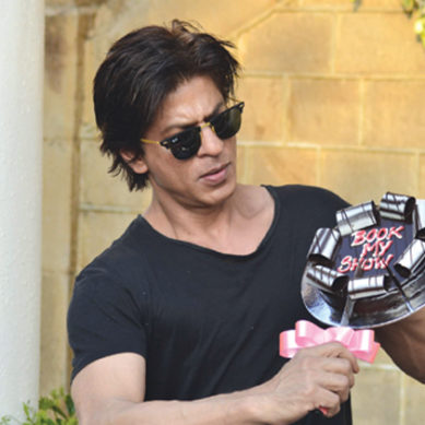 Shahrukh Khan's Special Birthday Message
