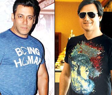 Salman Khan And Vivek Oberoi Reunite
