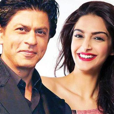 Sonam Kapoor Exposes Shahrukh Khan