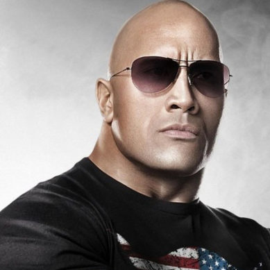'The Rock' Reacts to His First WWE Match