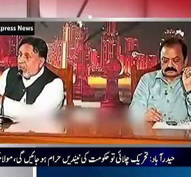 Amir Liaquat Calls Rana Sanaullah 'Monkey'
