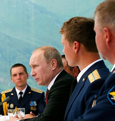 Breaking Down Russia's Role In Syria