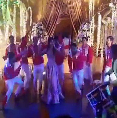 Mawra Hocane's Dance On Sister's Wedding