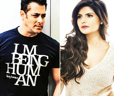 Salman Khan Angry On Zarine Khan