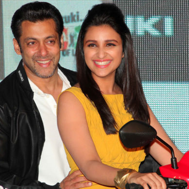 Parineeti Feels Safe & Secure With Salman