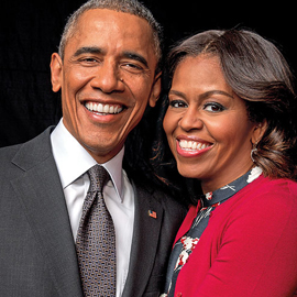 Obamas Deliver Their Final Christmas Message From The White House