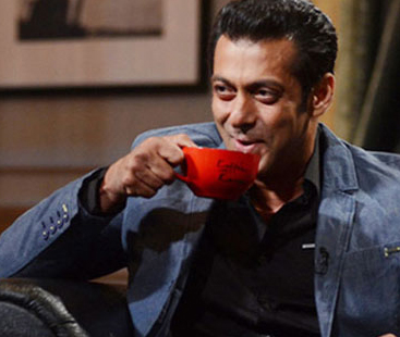 Salman Revealed The Reason Behind Shoes Hanging Around His Neck