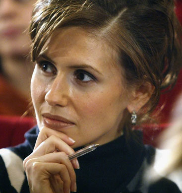 Why Is Syria's First Lady So Controversial?