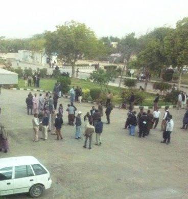 Earthquake Tremors Felt In Karachi