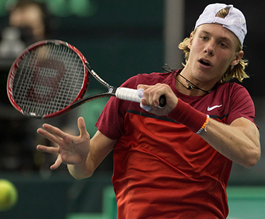 Canada Loses Davis Cup Tie To Great Britain