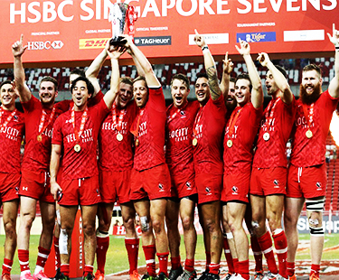 Canada Seals Historic Singapore Sevens Title
