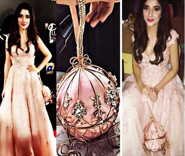 Mawra Hocane At Lux Style Awards 2017