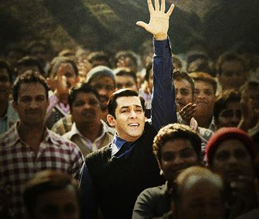 Salman Khan's Unseen Role In Movie Tubelight