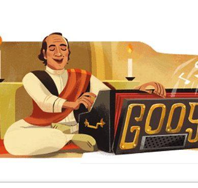 Google Doodle commemorates legendary singer (late) Mehdi Hassan's 91st birthday