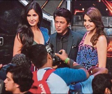 SRK's new transition: Hero or Zero?