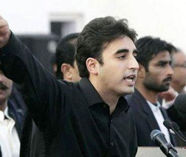 Bilawal demands release of political prisoners