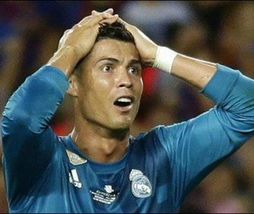 Cristiano Ronaldo fined for multi-million tax fraud