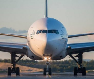 PIA's aircraft grounded at Toronto upon hitting a jetty