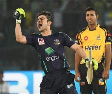 PSL 4: Quetta Gladiators grab the win against Peshawar Zalmis