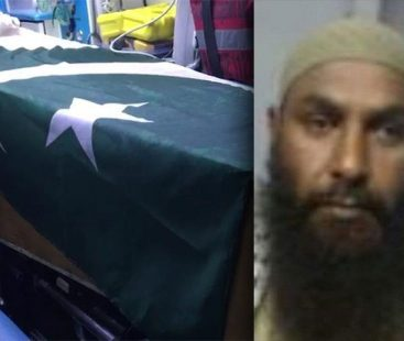India's late Pakistani prisoner laid to rest