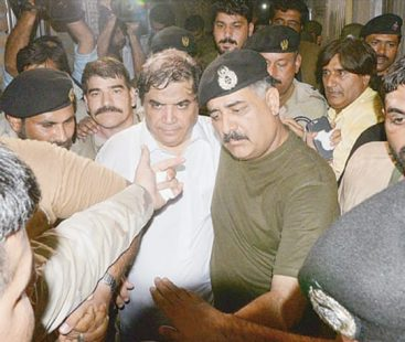 LHC orders release of Hanif Abbasi, suspends sentence